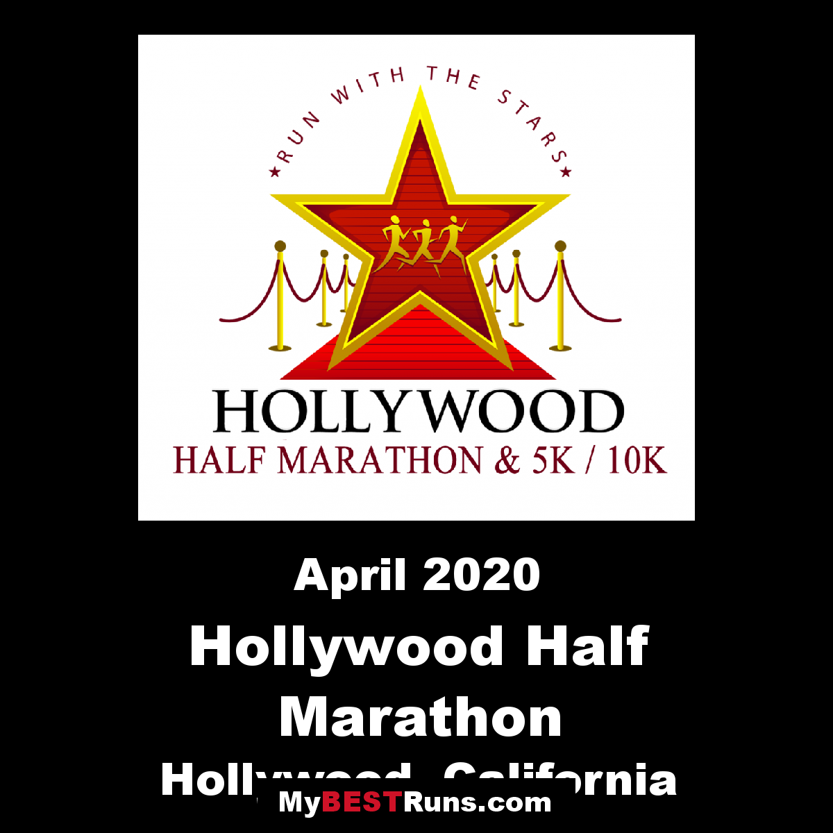 Hollywood Half Marathon