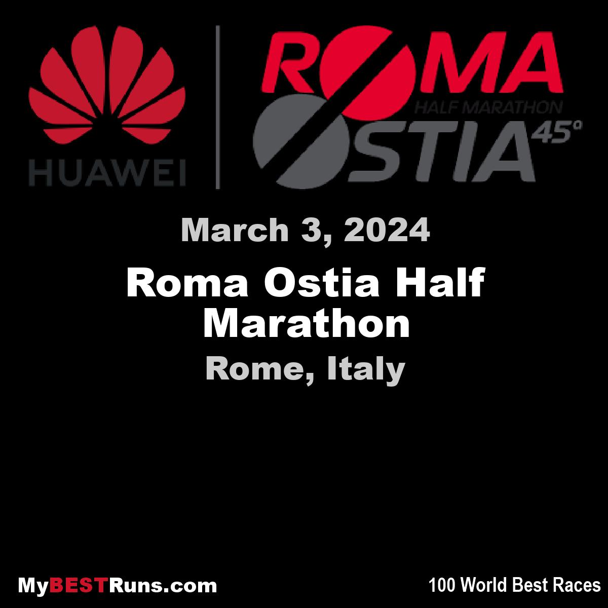 Roma Ostia Half Marathon
