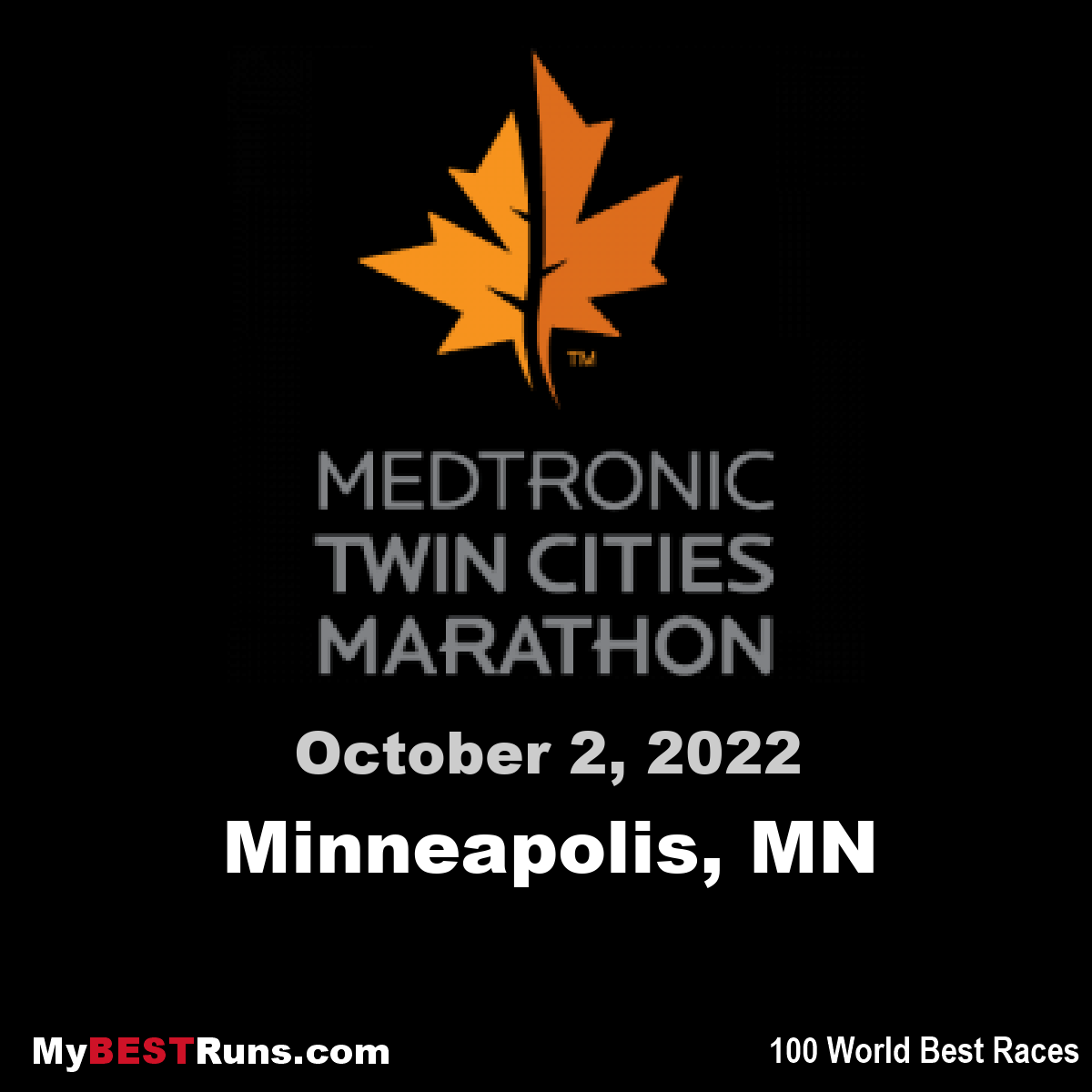 Medtronic Twin Cities Marathon Weekend