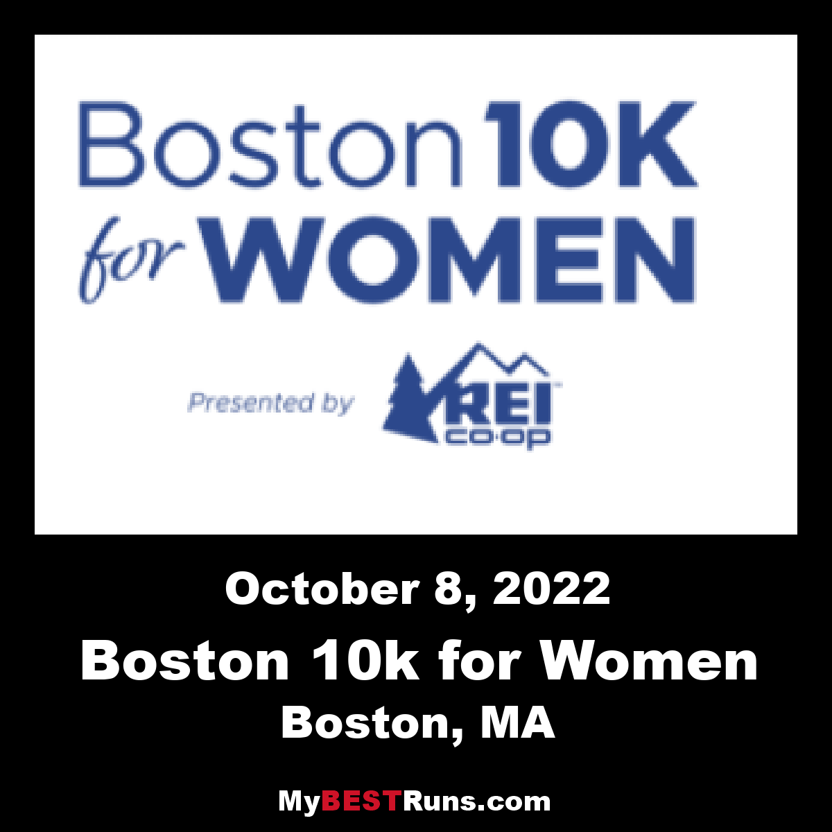 Boston 10K for Women