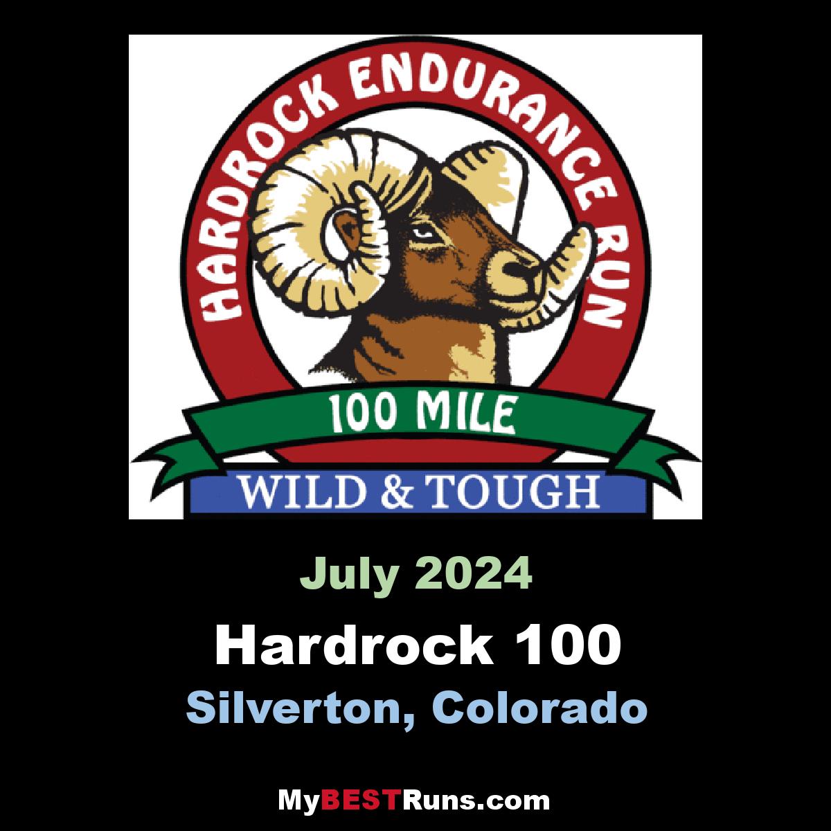 Hardrock 100