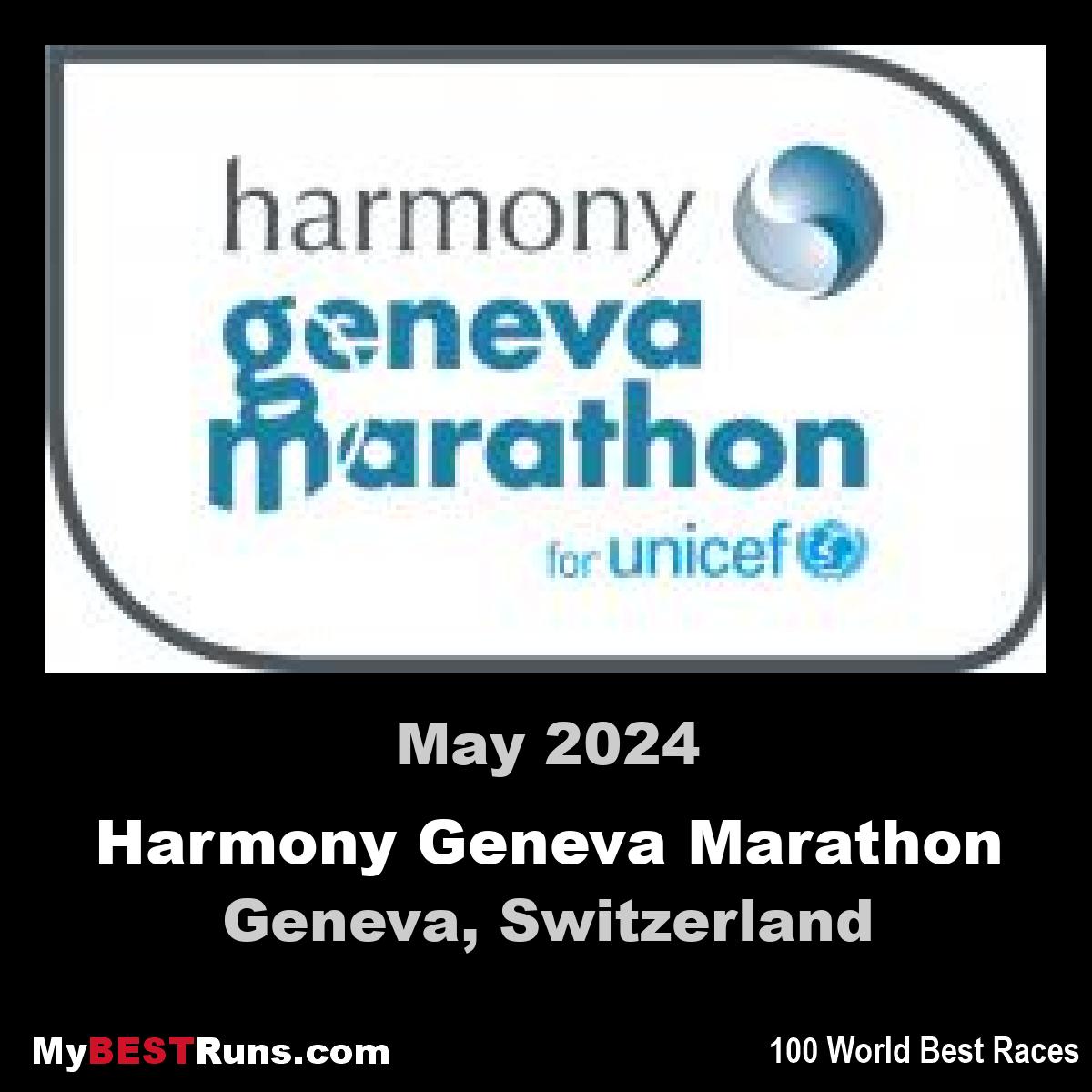 Harmony Geneva Marathon