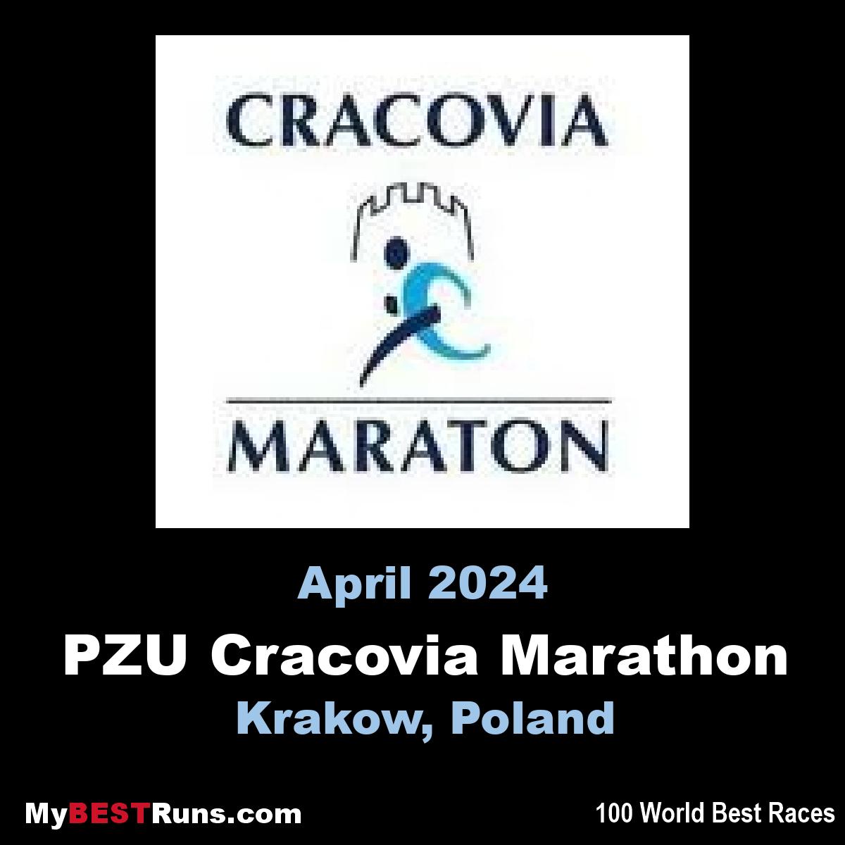PZU Cracovia Marathon