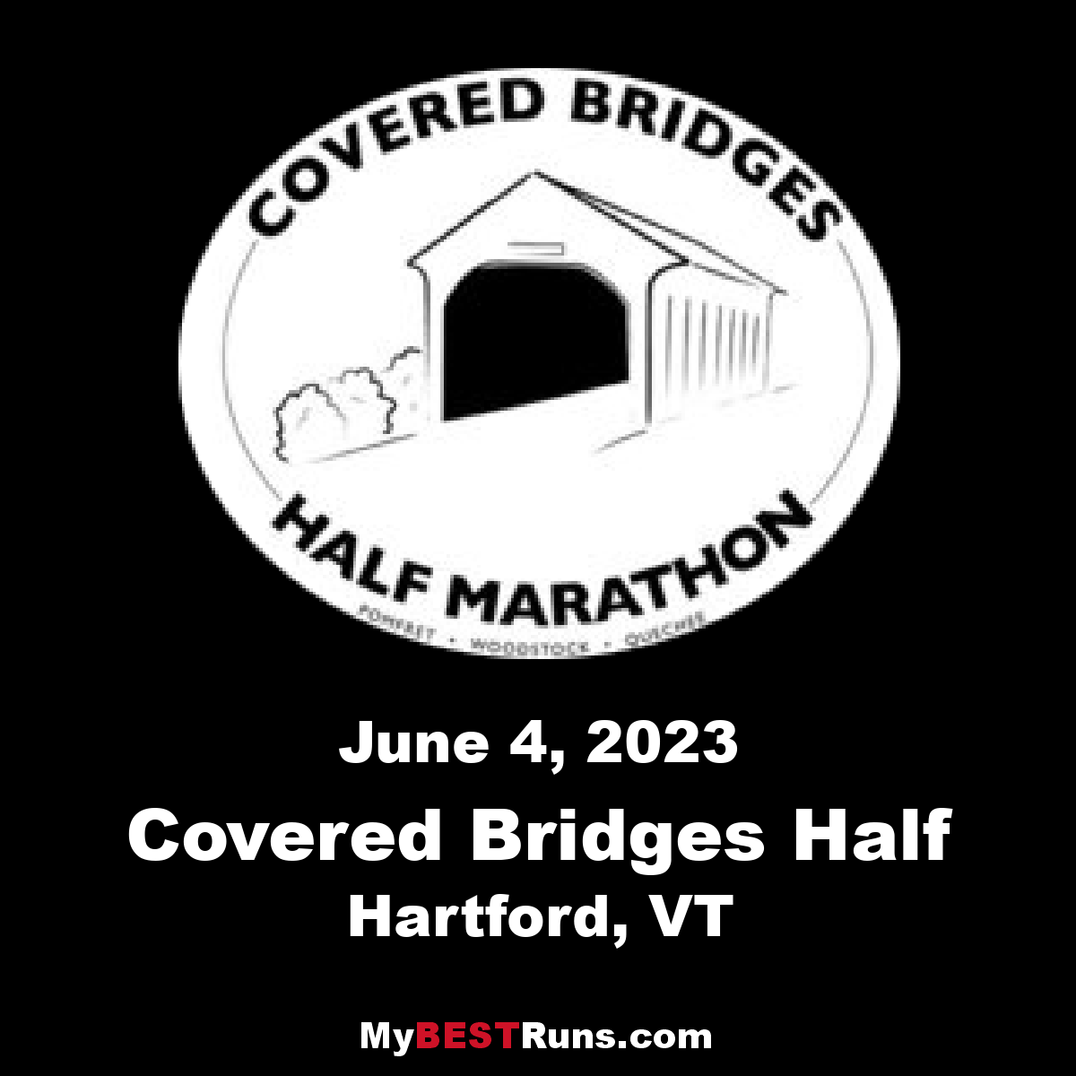 Covered Bridges Half Marathon
