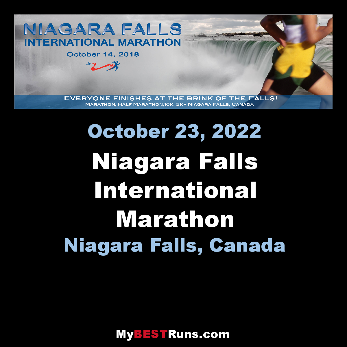Niagara Falls International Marathon