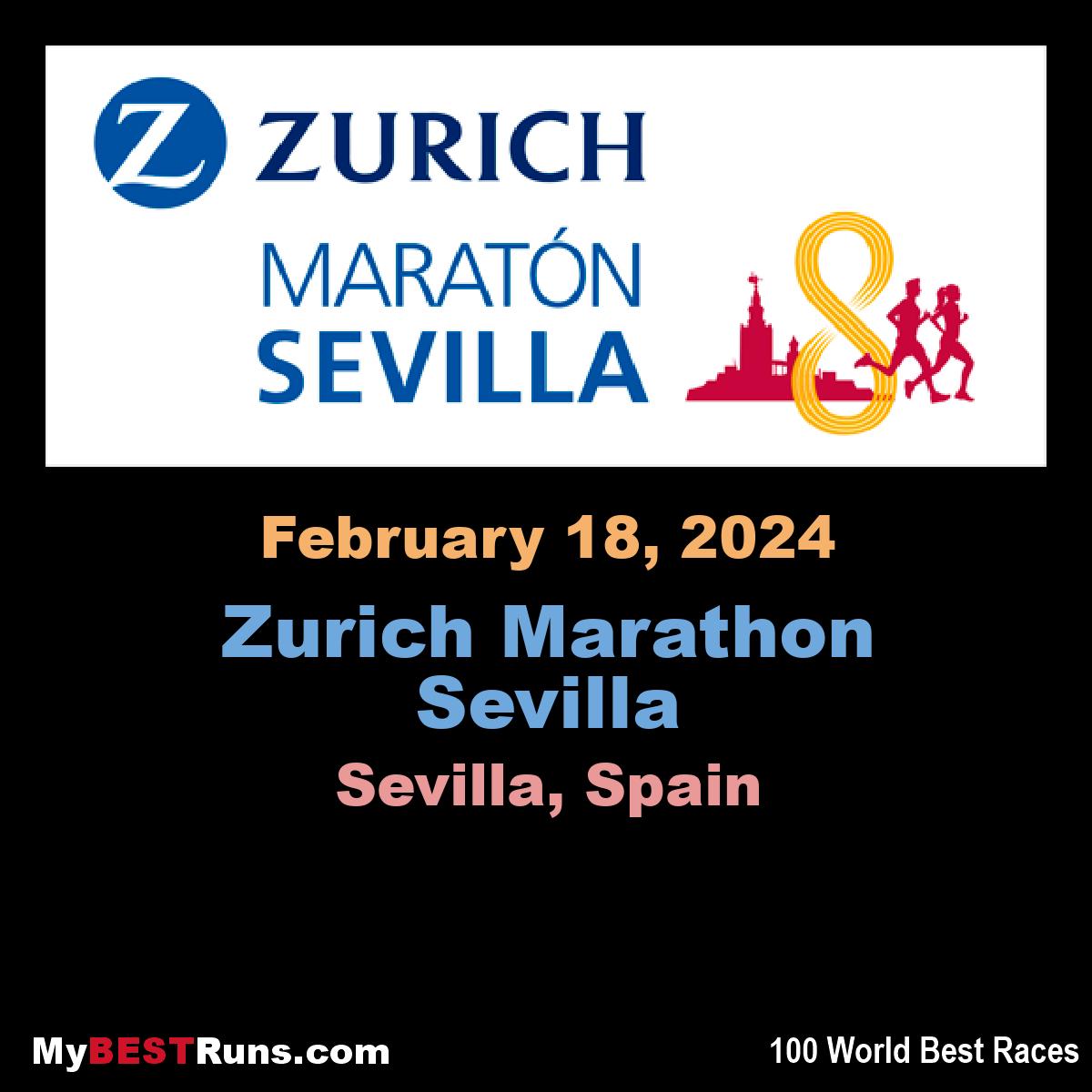 Zurich Marathon Sevilla