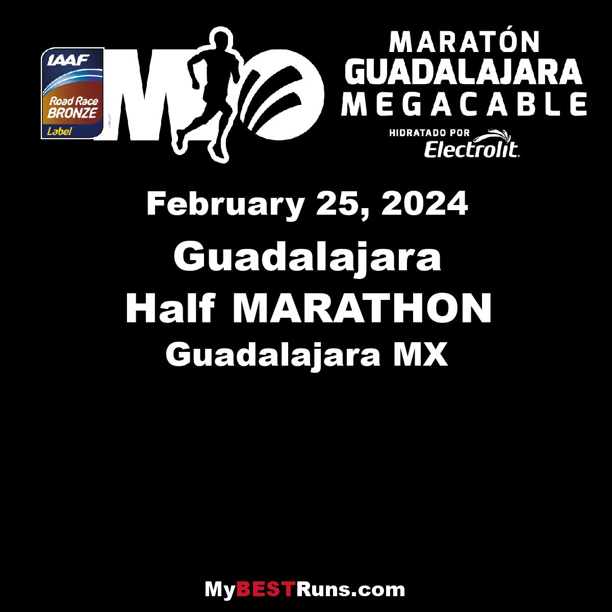 Guadalajara Marathon
