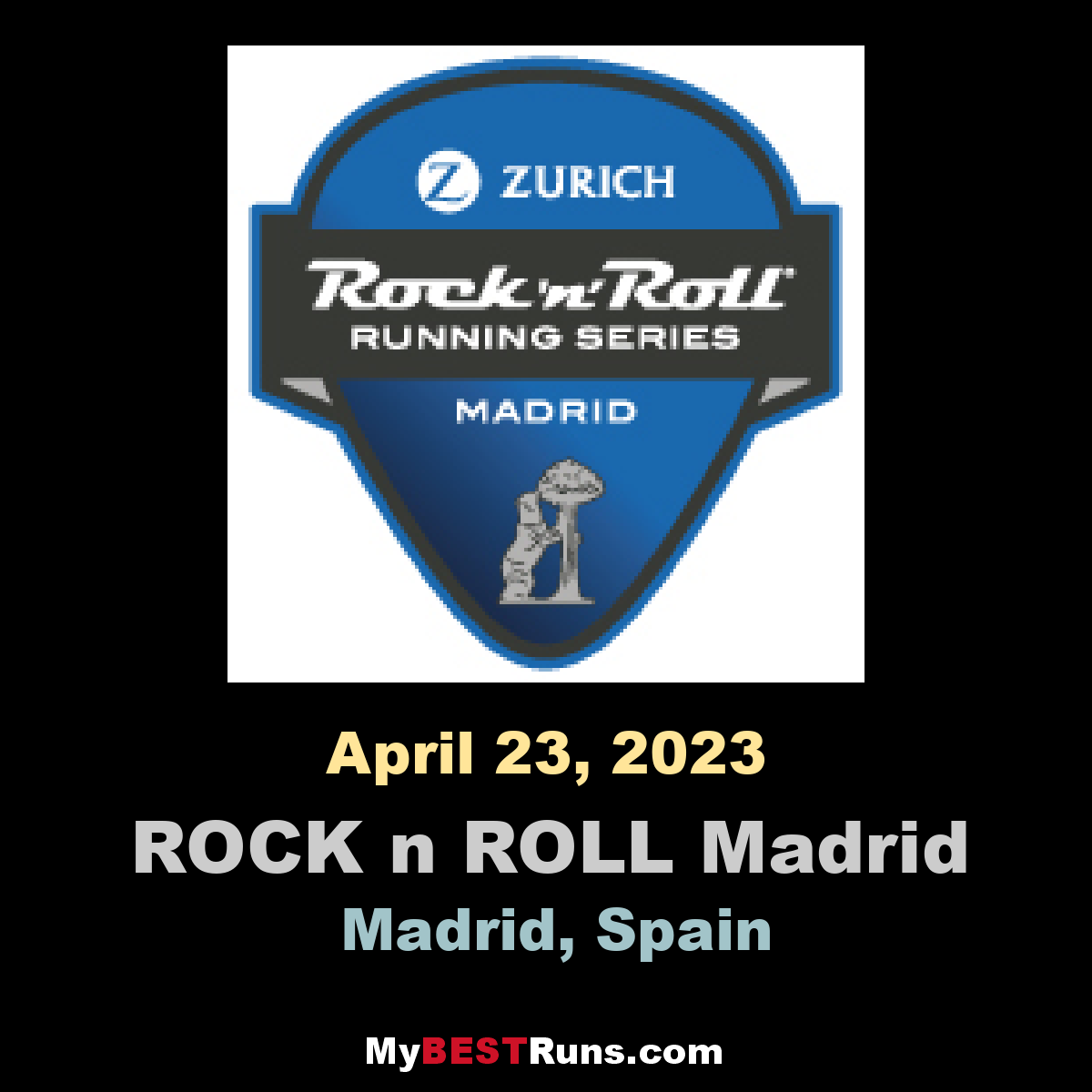 Rock n Roll Madrid Marathon