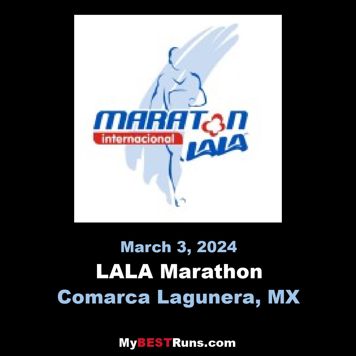 LALA Marathon