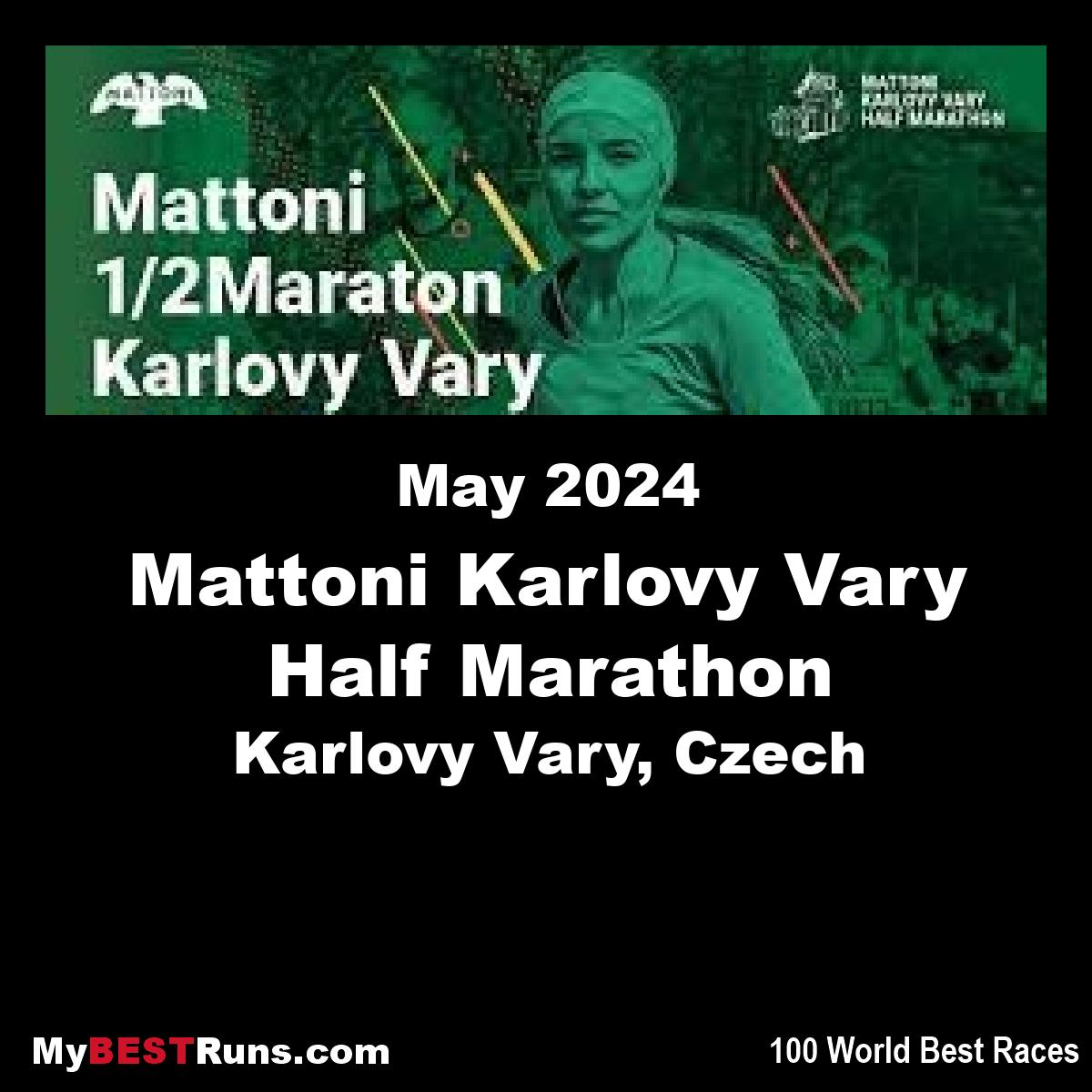 Mattoni Karlovy Vary Half Marathon