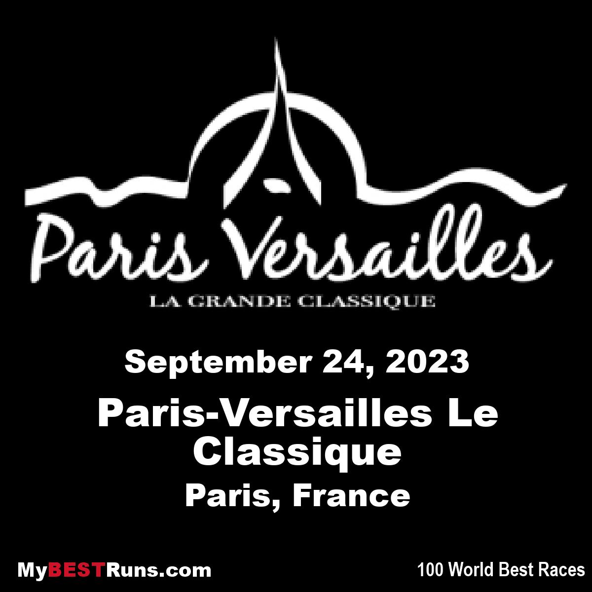 Paris-Versailles Le Classique