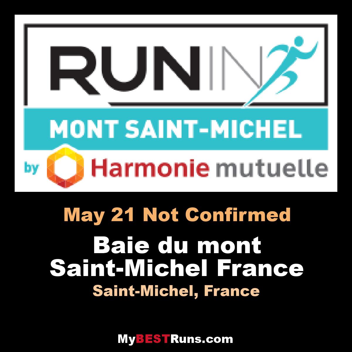 Mont Saint Michael Marathon