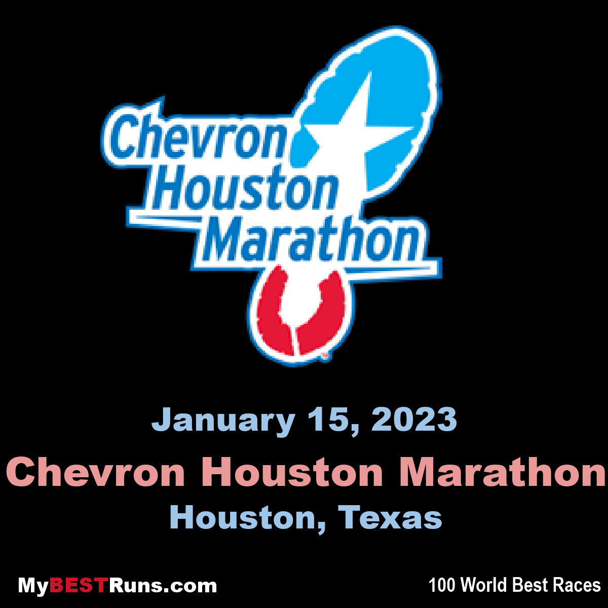 Chevron Houston Marathon Houston Texas 1202019 My BEST