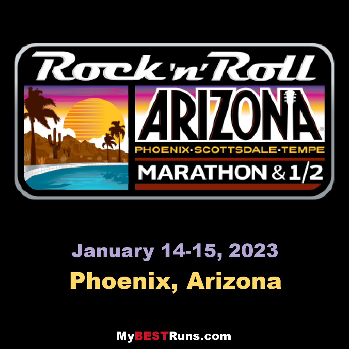 Rock N Roll Arizona Marathon