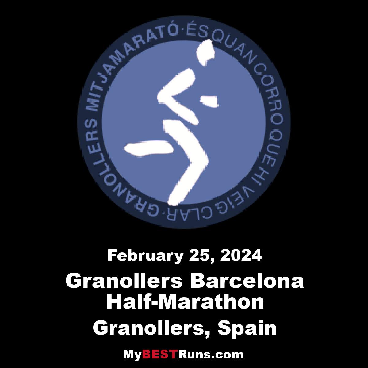 Granollers Barcelona Half-Marathon