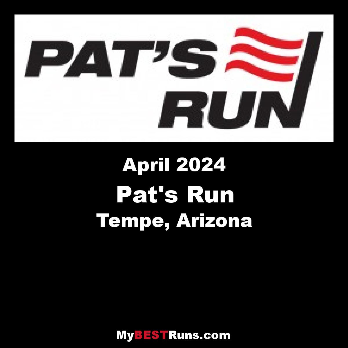 Pat's Run