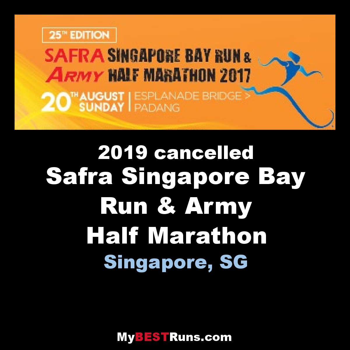 Safra Singapore Bay Run & Army Half