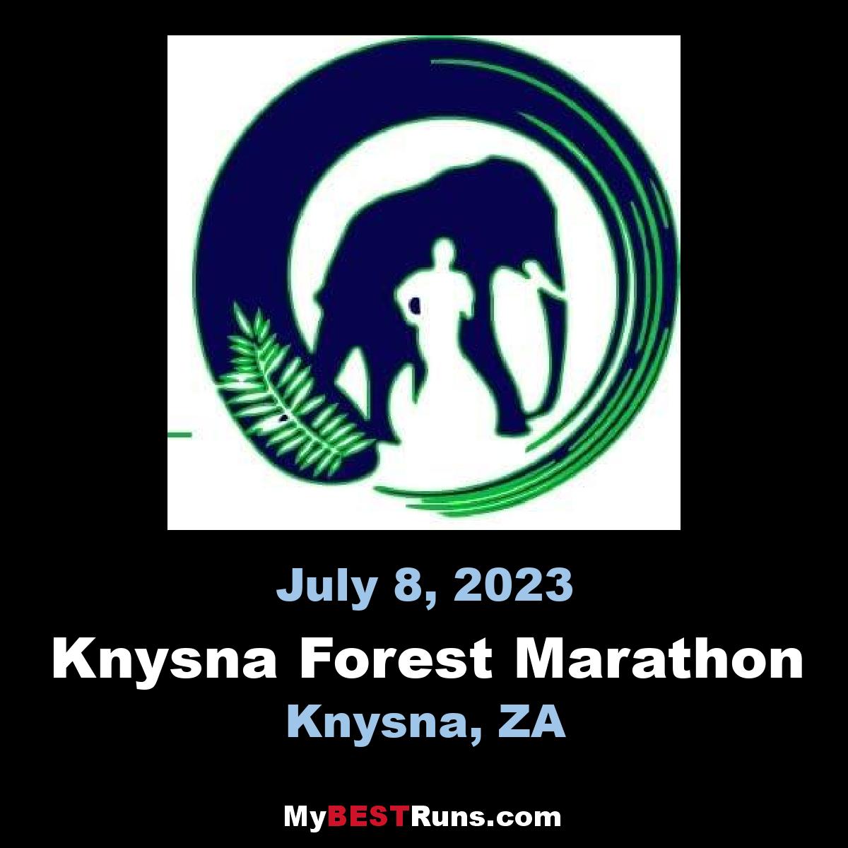 Knysna Forest Marathon
