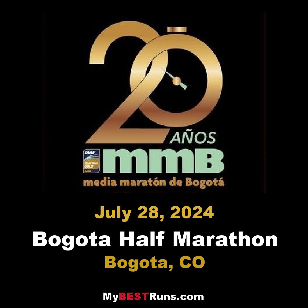 Bogota Half Marathon