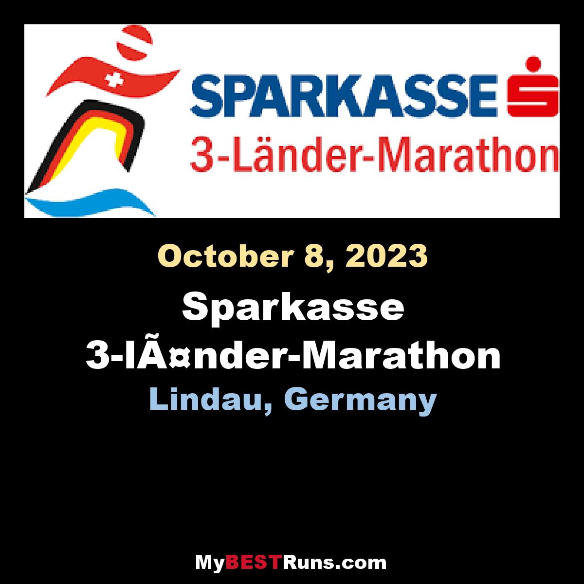 Sparkasse 3-lander-Marathon