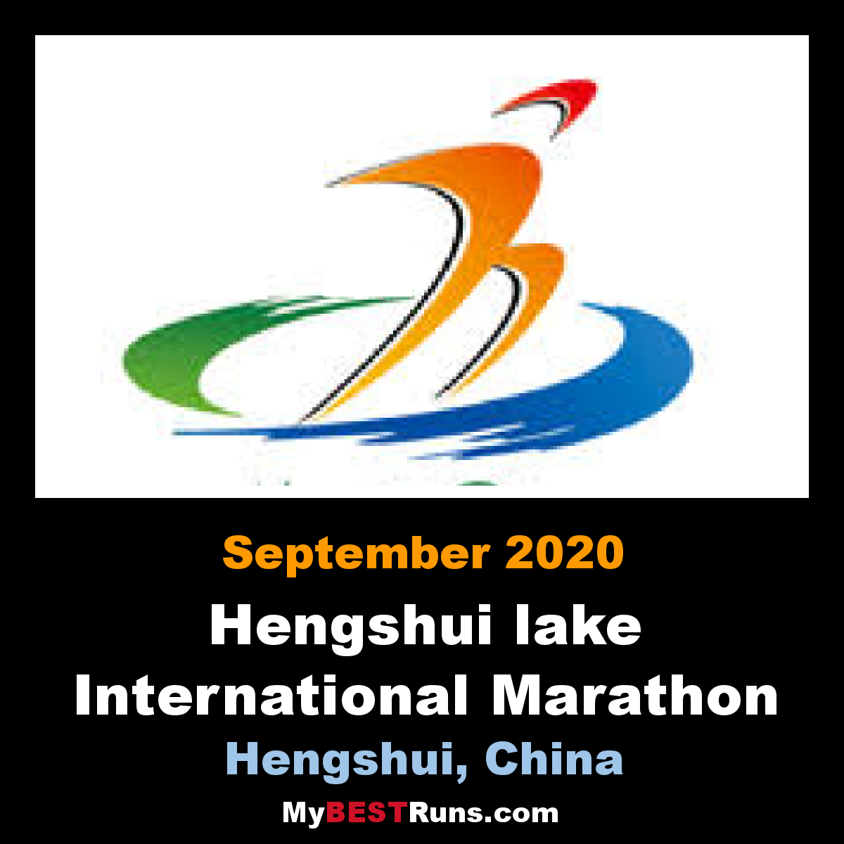 Hengshui lake International Marathon