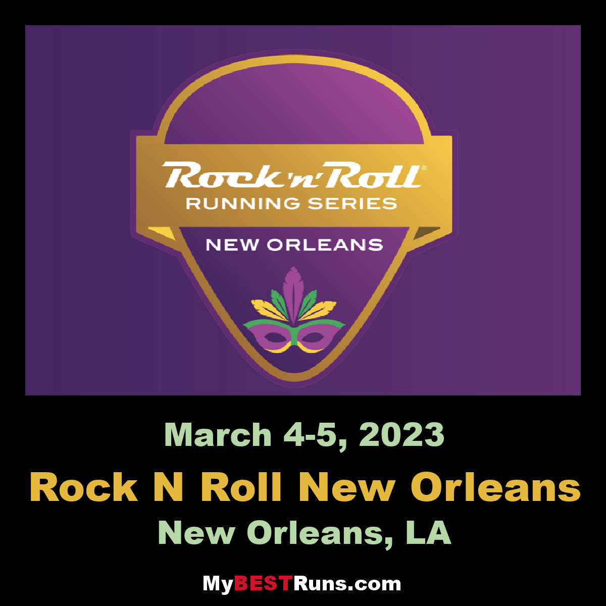 Humana Rock 'N' Roll New Orleans