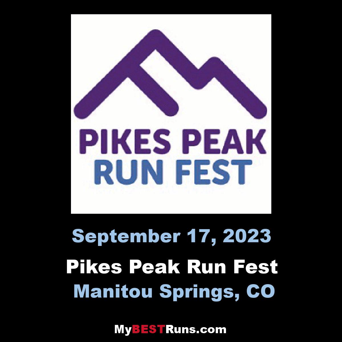 Pike's Peak Marathon