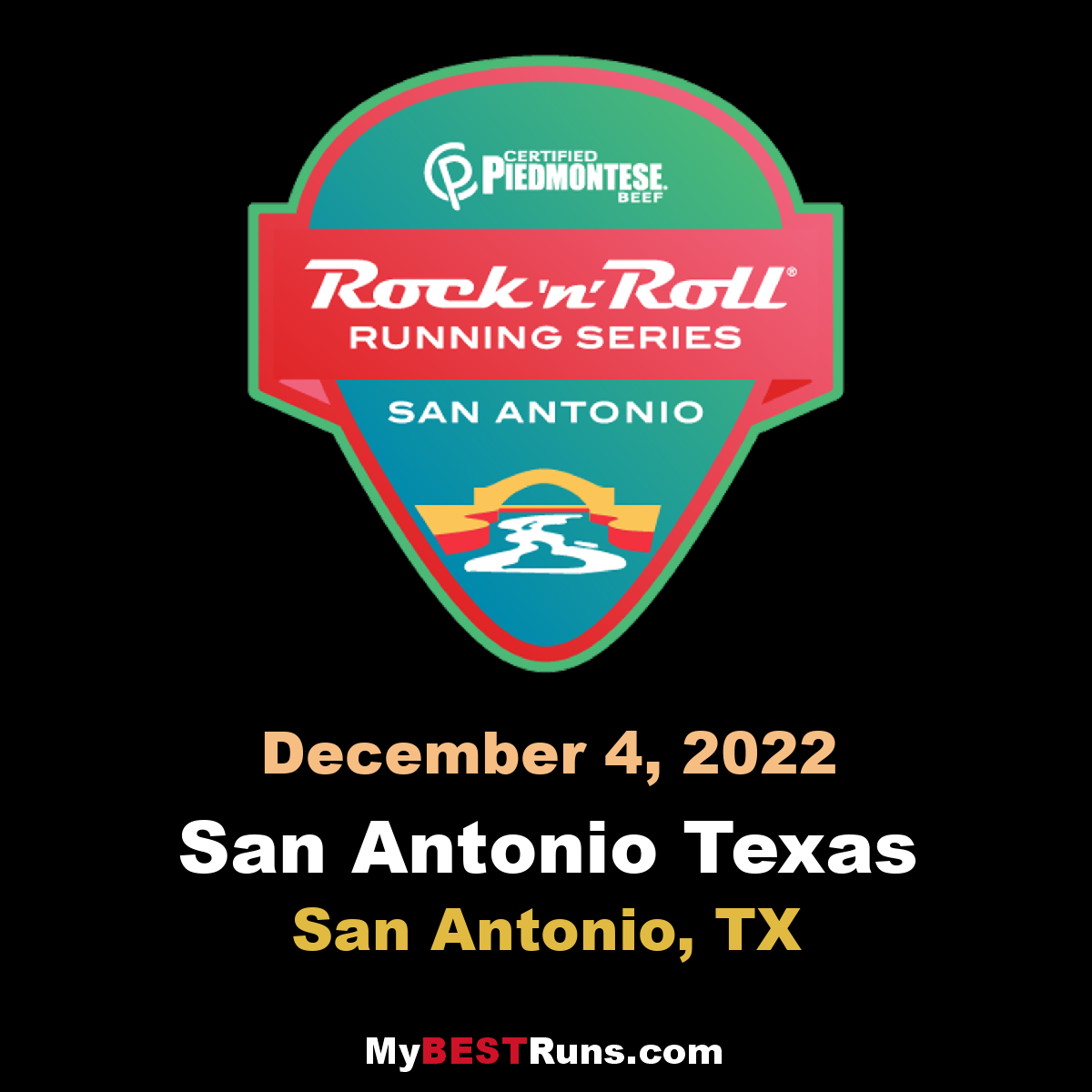 Rock N Roll San Antonio Marathon & 1/2