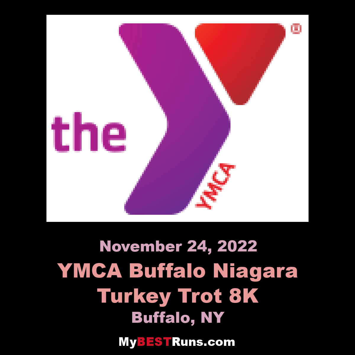 YMCA Buffalo Niagara Turkey Trot 8K