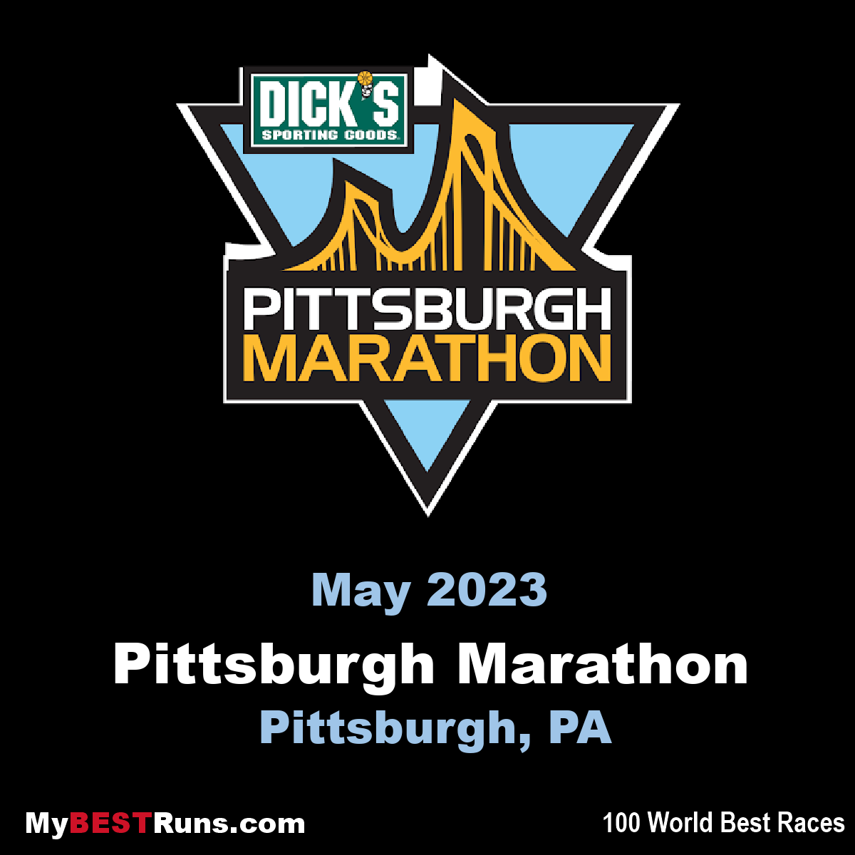 Dick's Sporting Good Pittsburgh Marathon