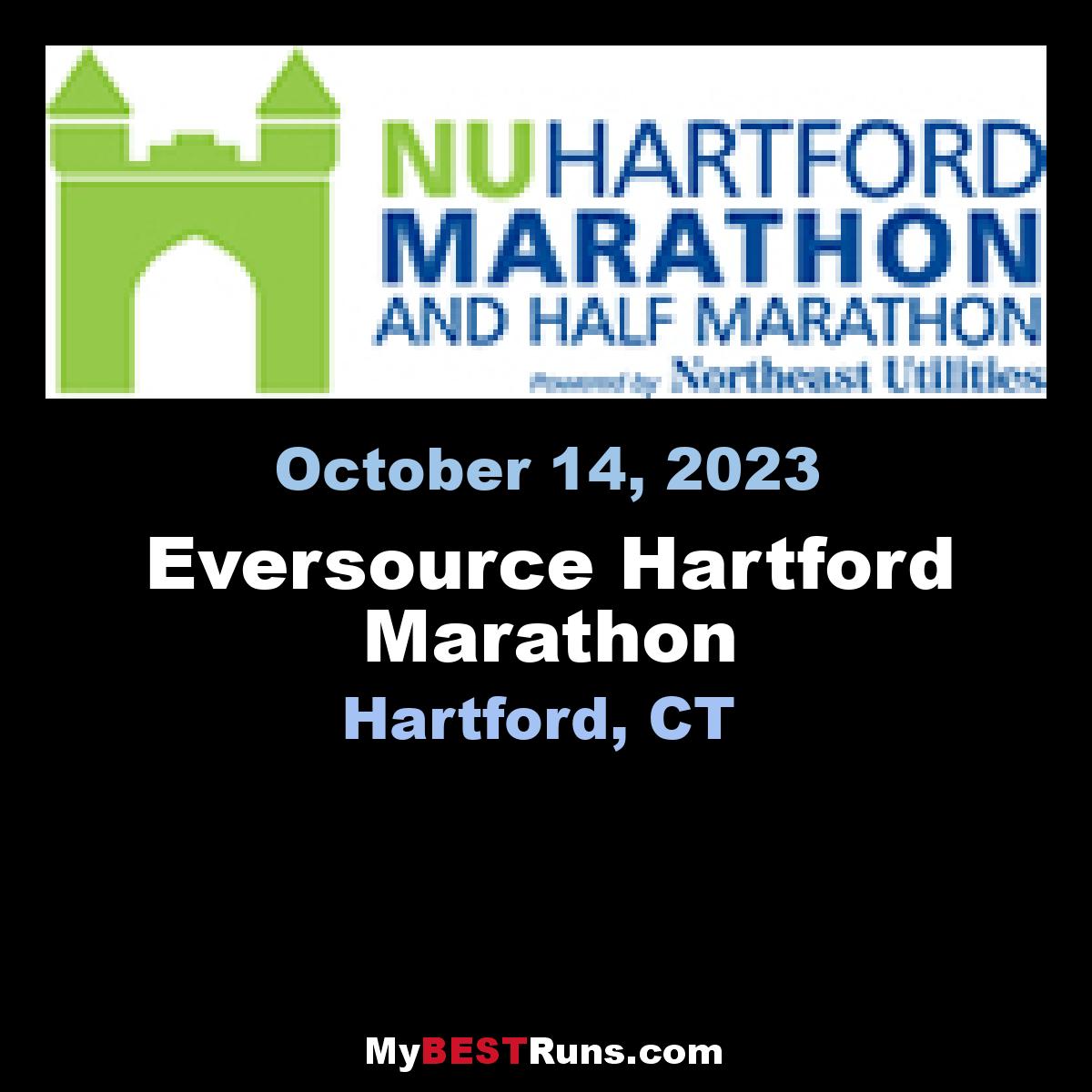 Eversource Hartford Marathon