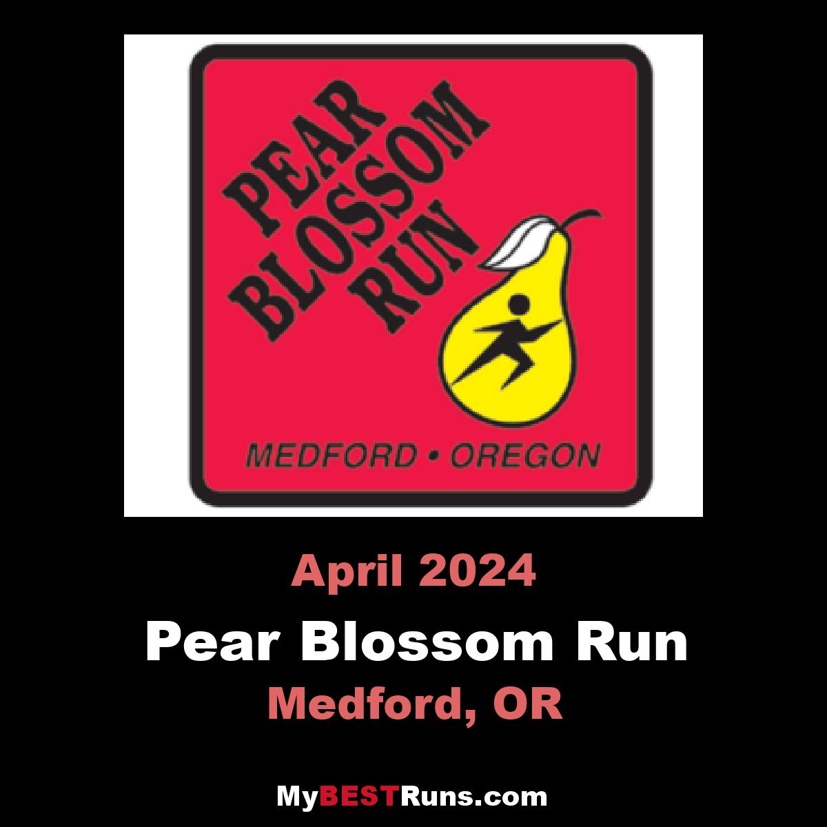 Pear Blossom Run