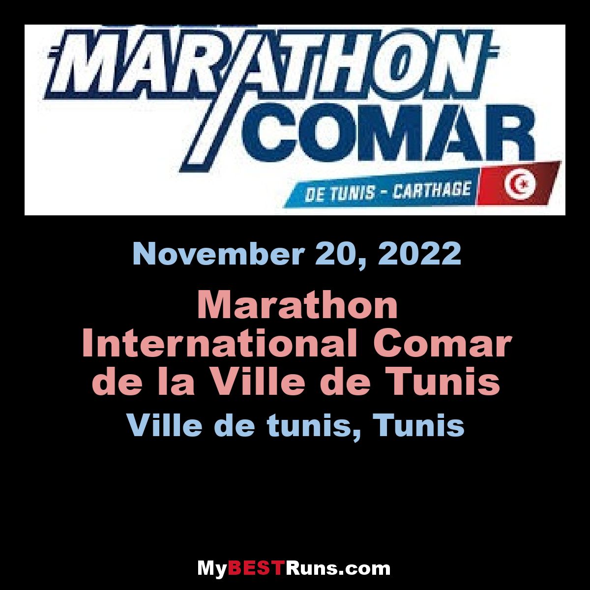 Marathon International Comar de la Ville de Tunis