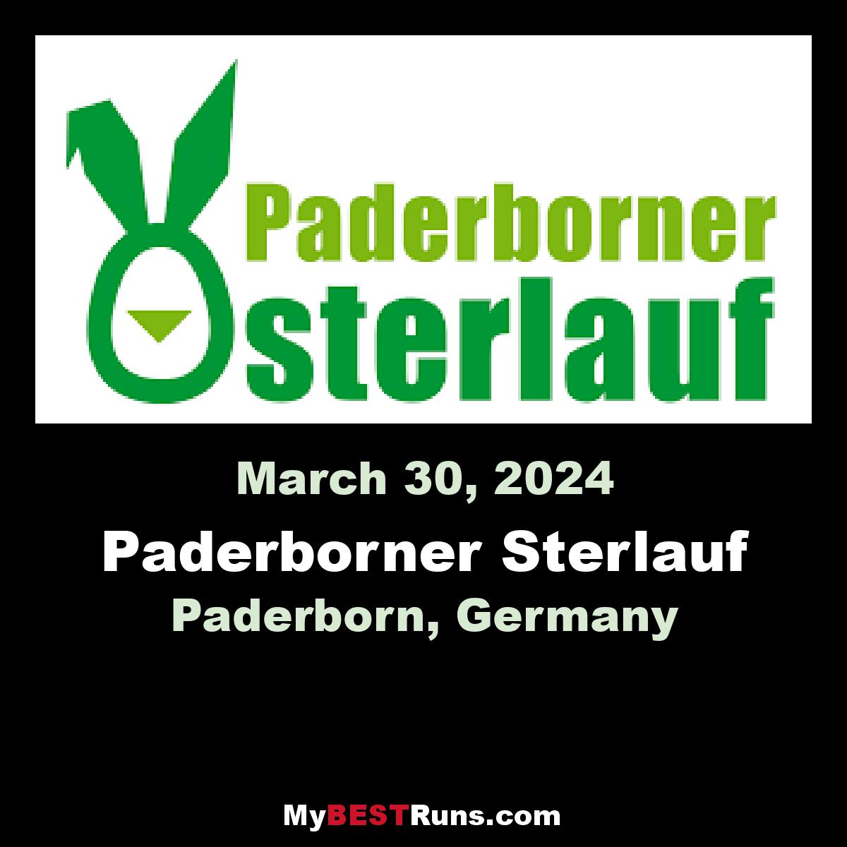 Paderborner Sterlauf