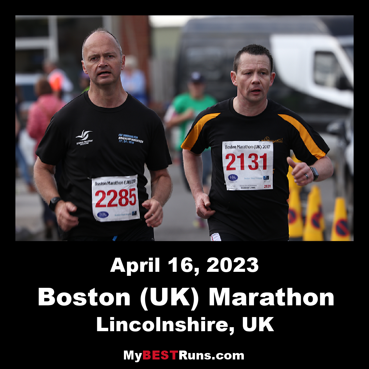 Best Of Boston 2020 Boston (UK) Marathon   Lincolnshire, united kingdom   4/19/2020