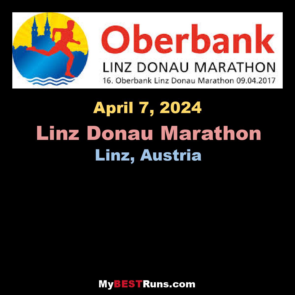 Linz Donau Marathon