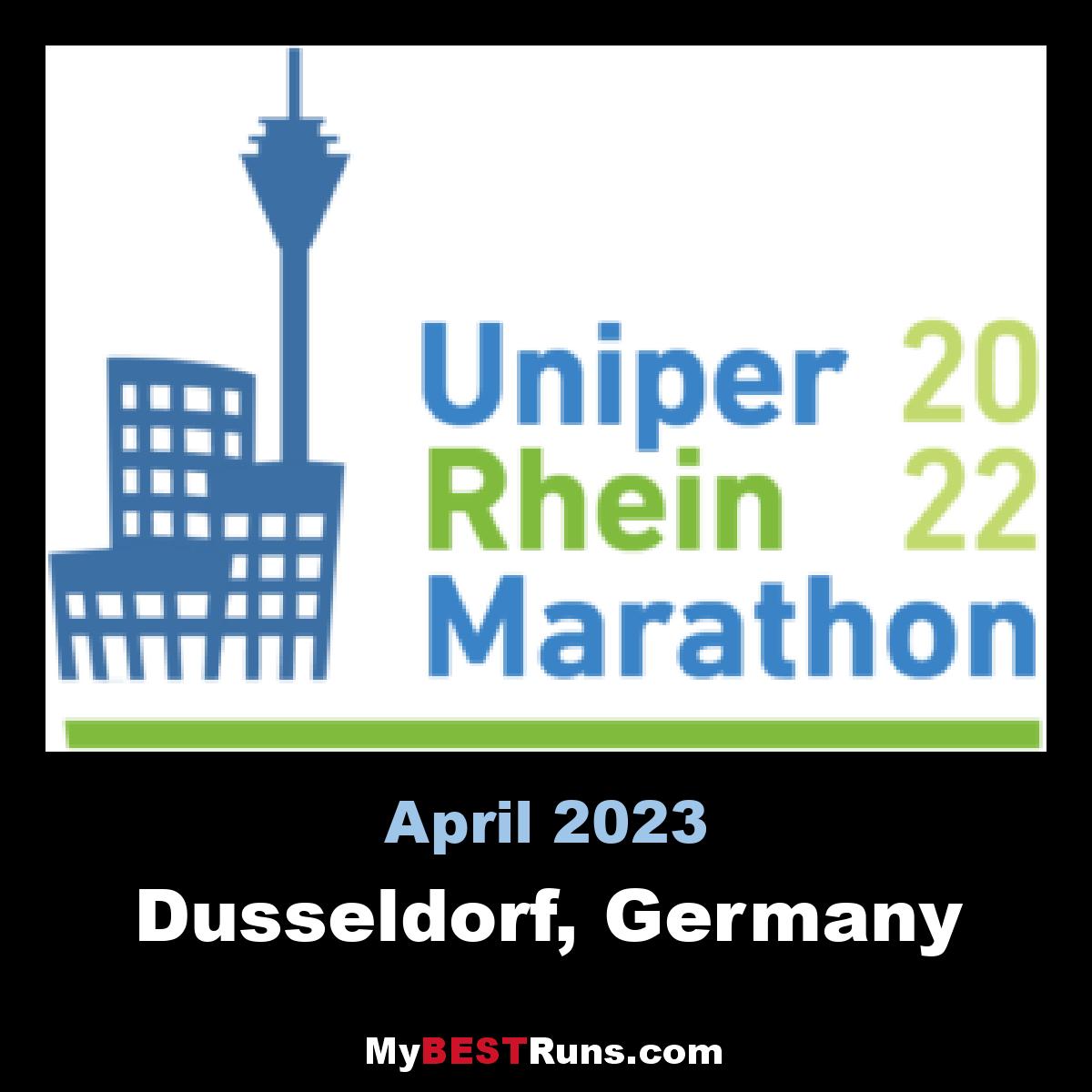 METRO Marathon Dusseldorf