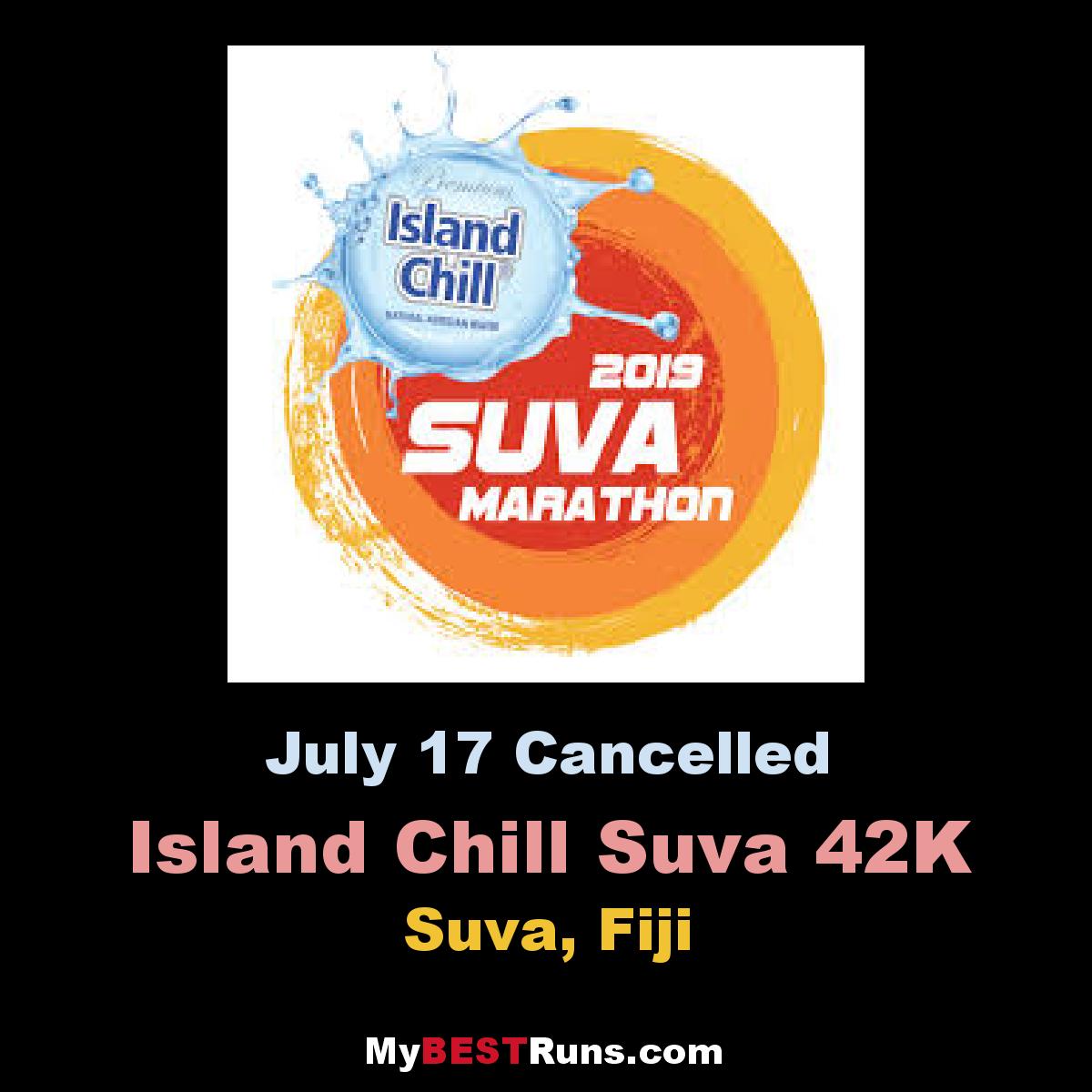 Island Chill Suva Marathon