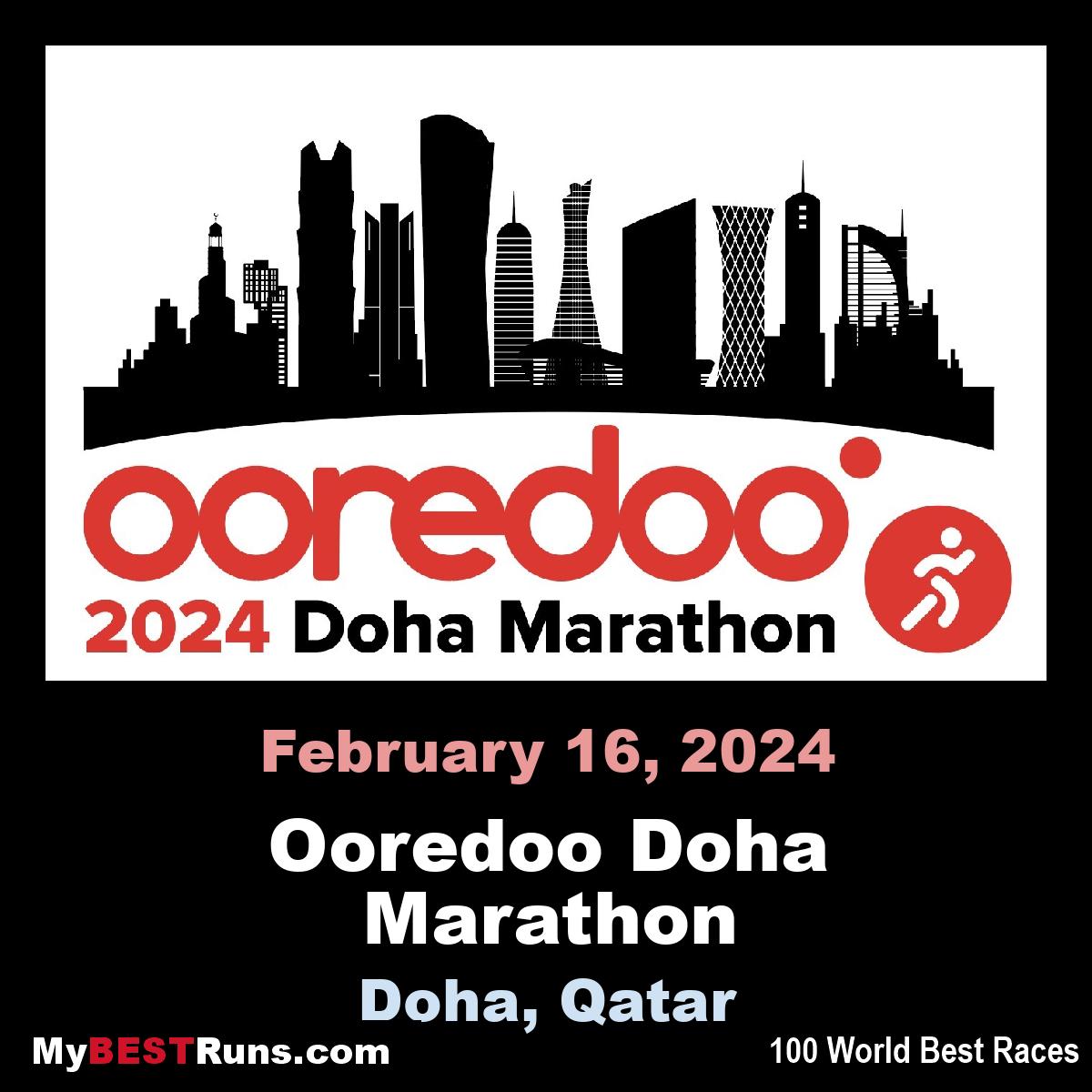 Ooredoo Doha Marathon