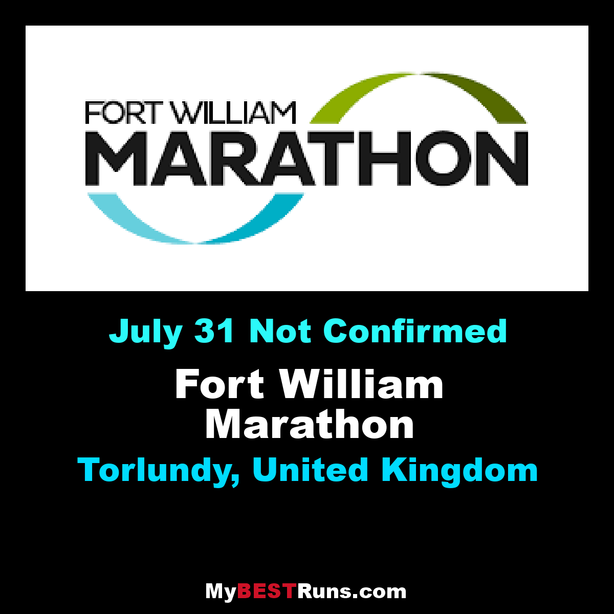 Fort William Marathon