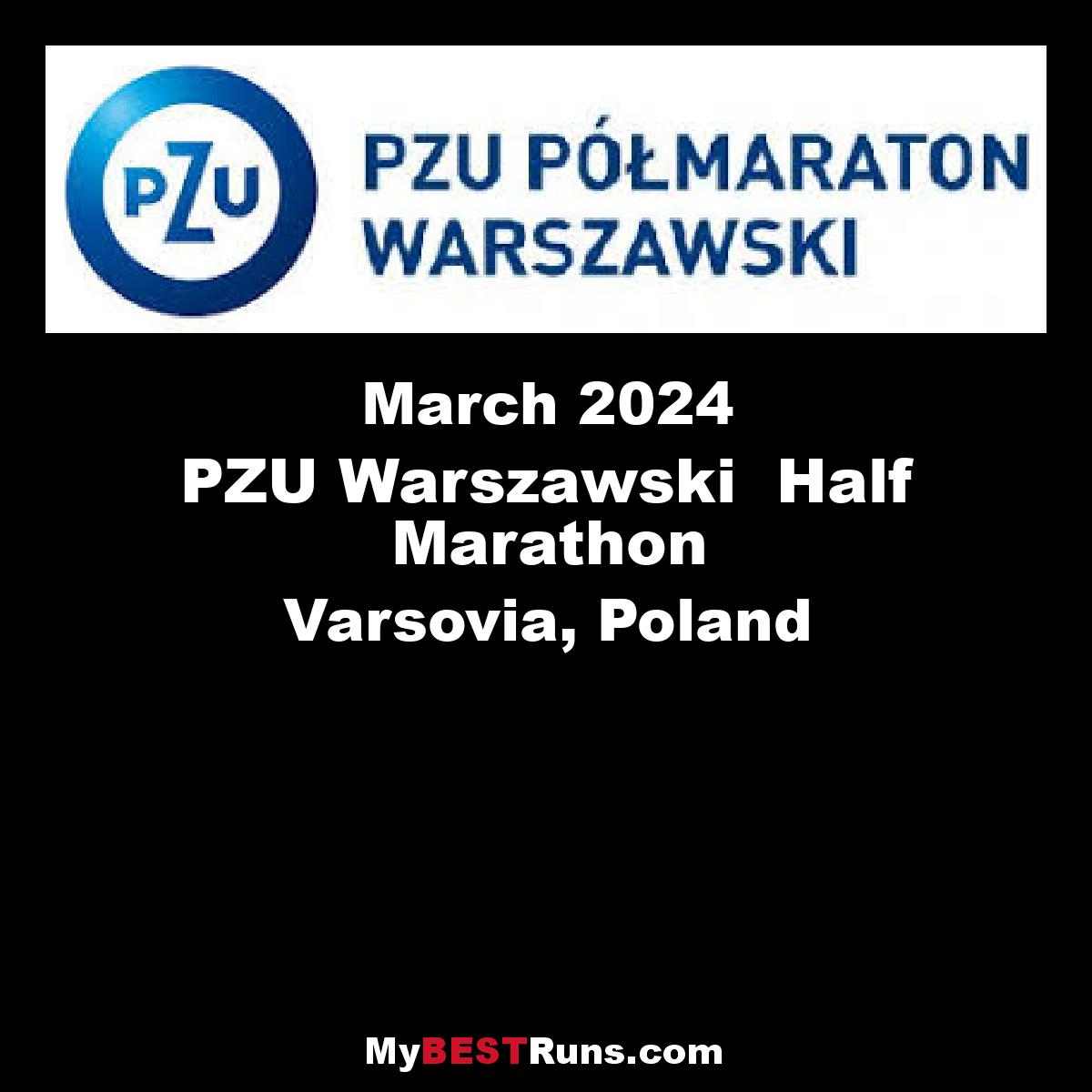 PZU Polmaraton Warszawski