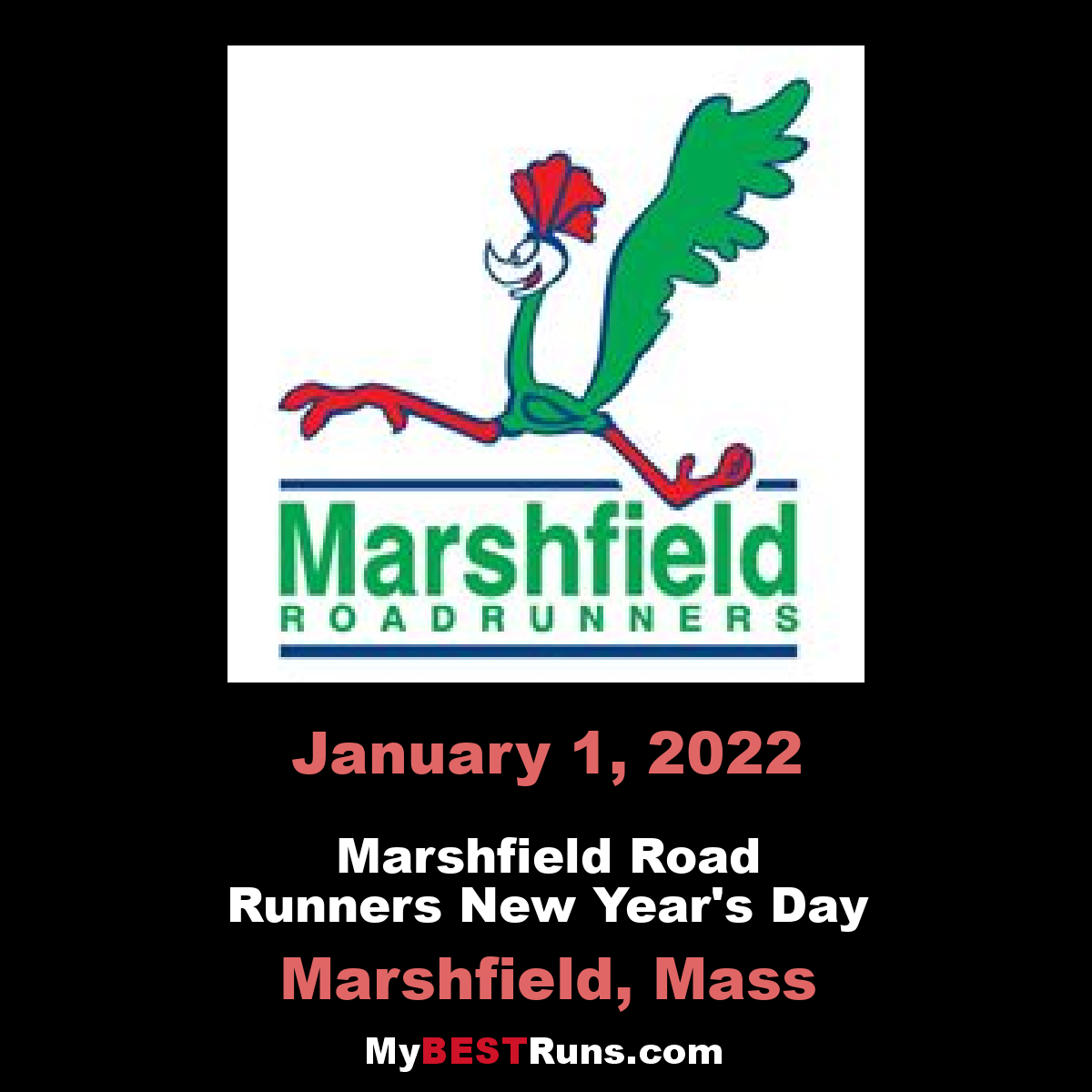 Marshfield Road Runners New Year's Day