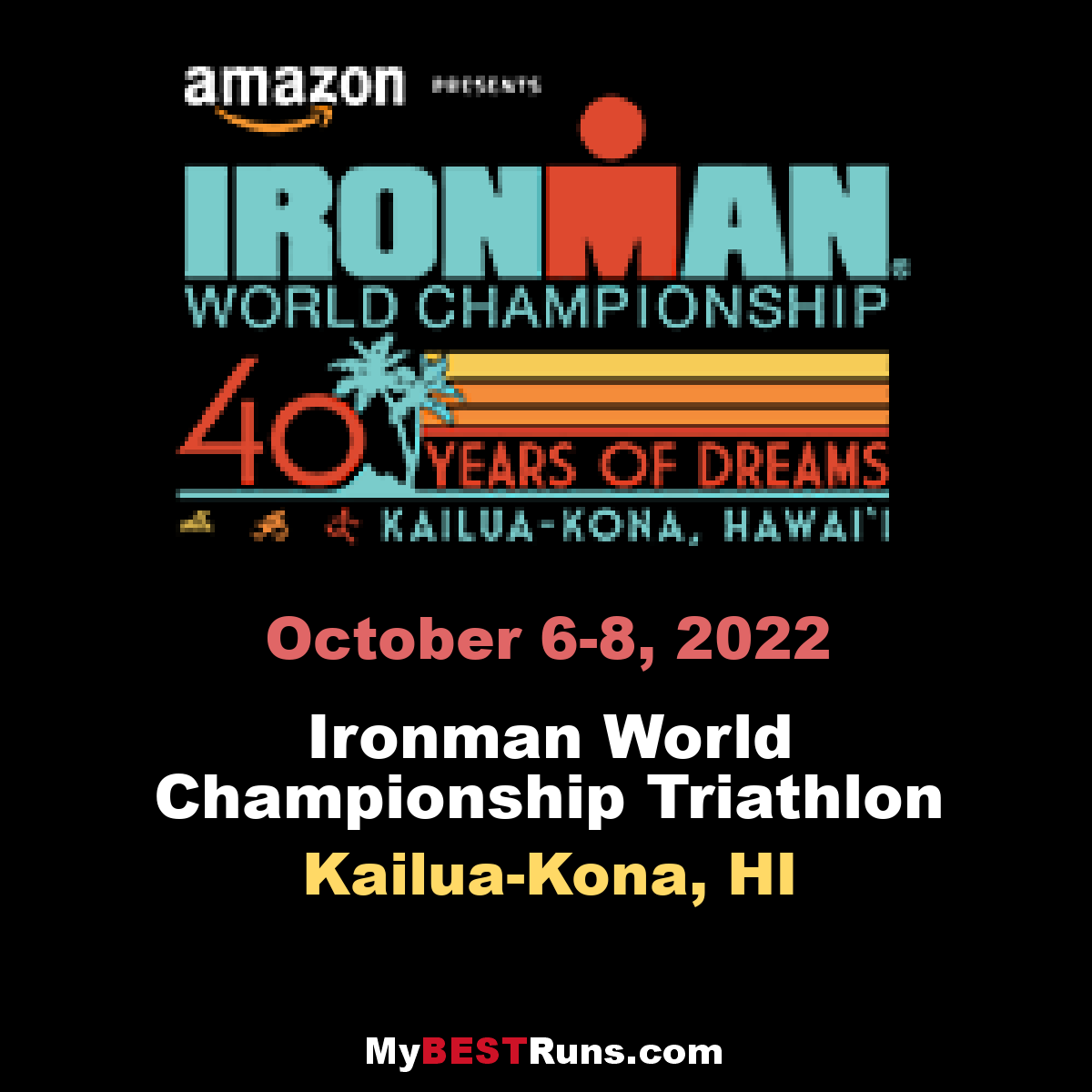 Ironman World Championship Triathlon