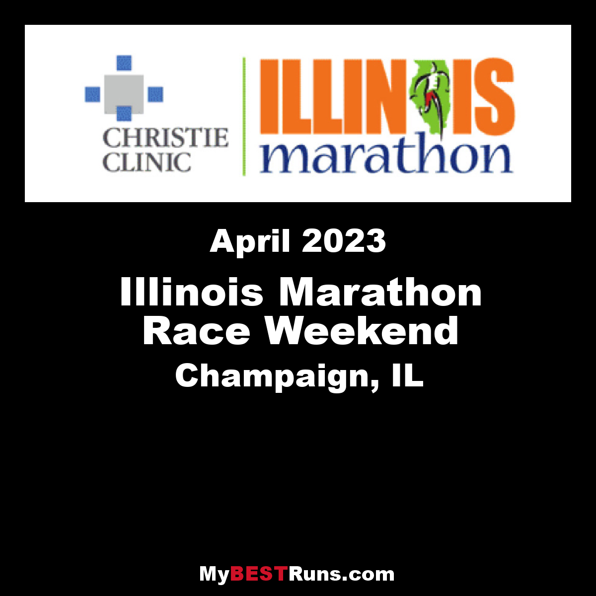 Illinois Marathon Race Weekend
