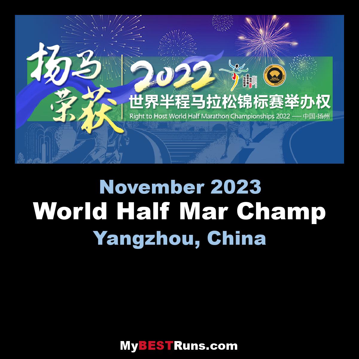 World Half Marathon Championships