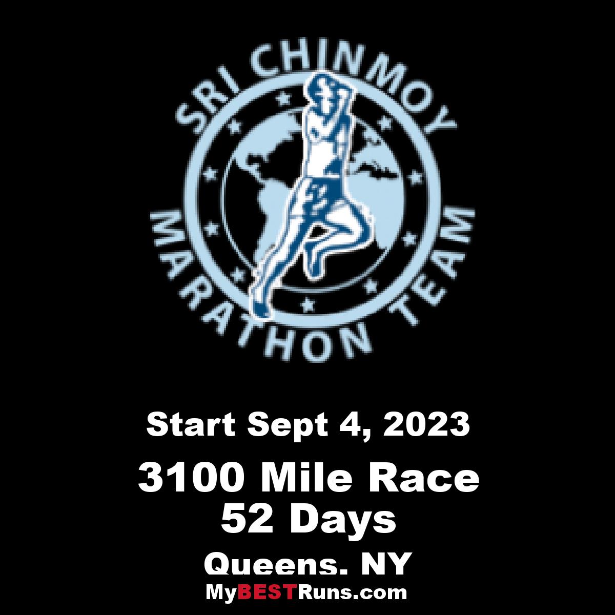 3100 Mile Race