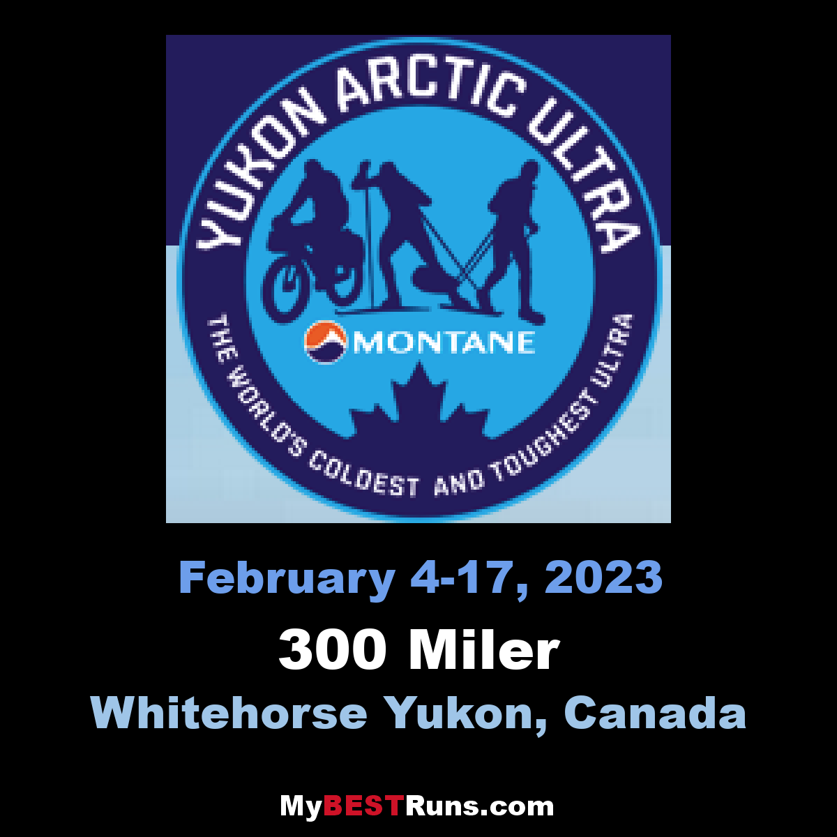 Yukon Artic ultra 300 miler