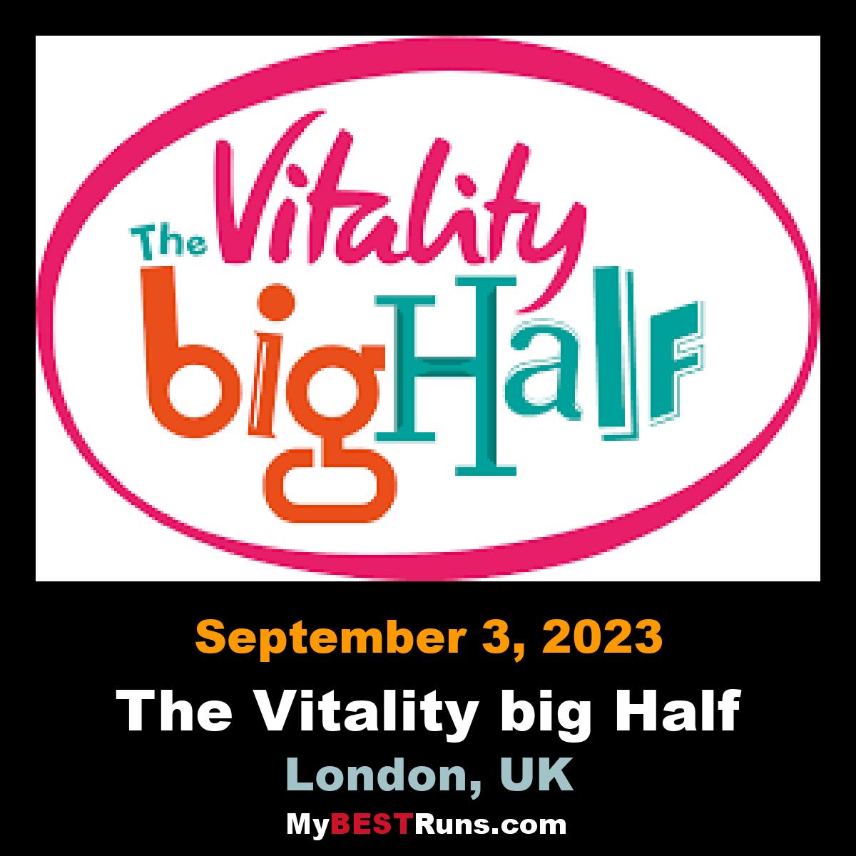 The Vitality Big Half
