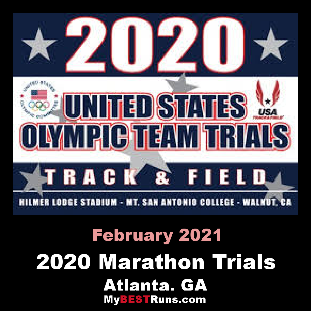 2020 US Olympic Trials Marathon