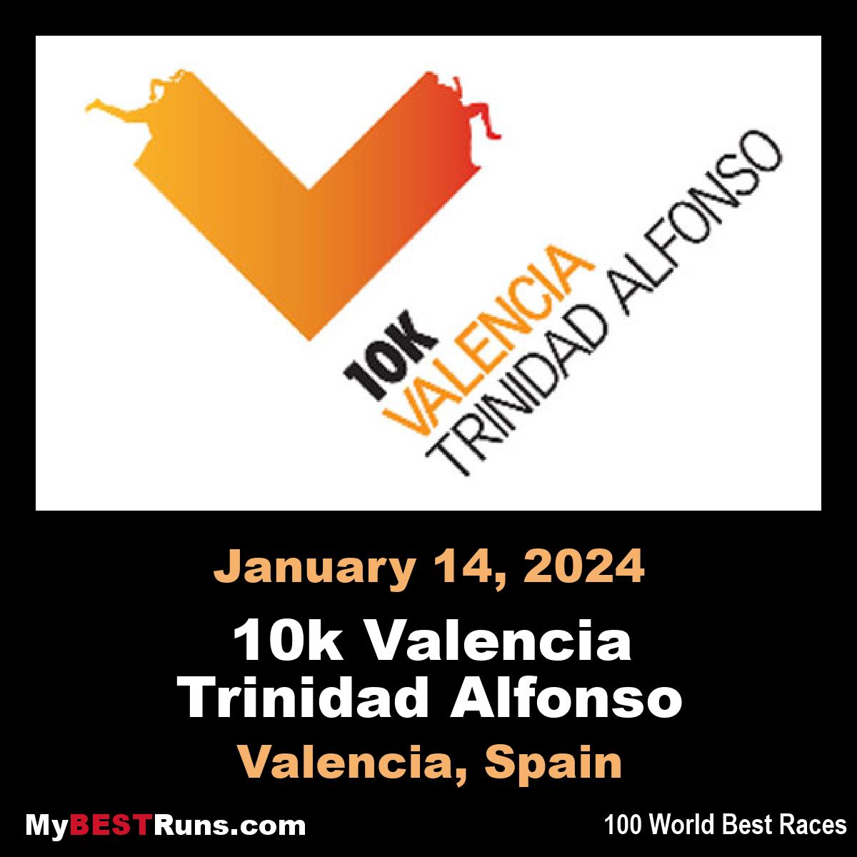 10k Valencia Trinidad Alfonso